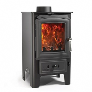 Villager PUFFIN STOVE NEW TYPE NON-BOILER 4KW